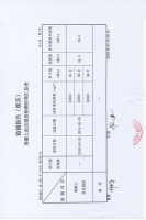 Specification of cement blanket