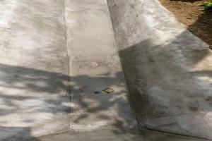 Quick cement blanket