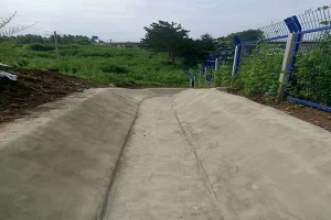 Cement blanket project